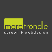 Marc Tröndle Screen & Webdesign